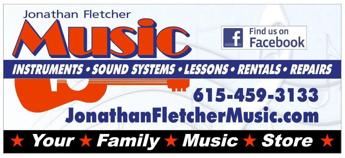 Jonathan Fletcher Music