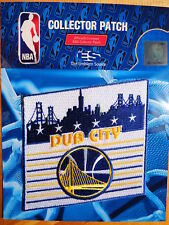 Licensed NBA Golden State Warriors Big Sky (Dub City) Fan Iron or Sew On Patch