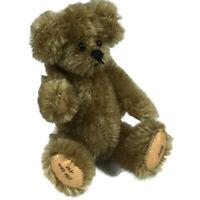 1995 Wee Little Gem miniature teddy bear Andy mohair Chu Ming Wu 91/3000 N