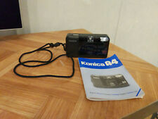 Konica Big Mini A4 Compact Camera with Auto Focus 35 mm