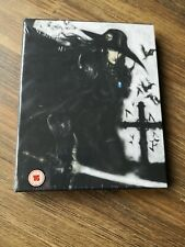 Vampire Hunter D Bloodlust Bluray & DVD Limited Collectors Edition BNIB Sealed