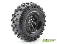 Louise CR-ROWDY 1.9 supersoft Felge schwarz 12mm Crawler LOUISE - LOUT3233VB