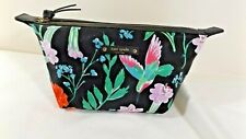 Kate Spade Cosmetic Bag Hummingbird Floral New York Wilson Road New NWT