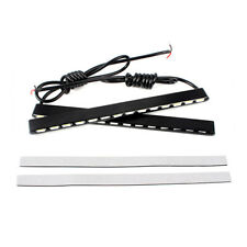 2pcs Car Daytime Running Lights Universal 7030 14SMD Driving Fog Lamps nw