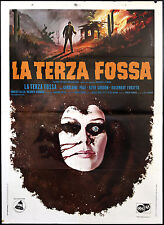 WHAT EVER HAPPENED TO AUNT ALICE? orignal movie poster KATZIN  ITALIAN RELEASE