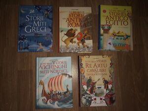 Lotto libri per bambini