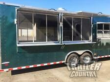 New 2021 8.5X30 8.5 X 30 Enclosed Mobile Concession Kitchen Food Vending Trailer