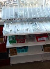1m Lagerregal Sortierregal Regale Lager H 160cm mit Fächer Tegometall gebraucht