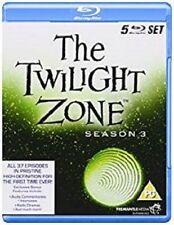 The Twilight Zone -Series Season 3   Blu-ray 5-Disc Set        Fast  Post    New