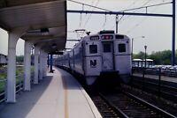Lot of 20 New Jersey Transit Railroad Slides NJT 1970's-2000's