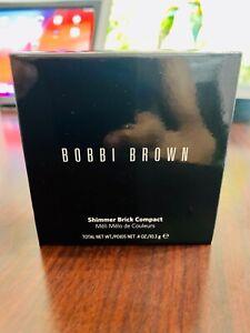 NEW ! / BOBBI BROWN : Shimmer Brick Compact : TOTAL NET WT./POIDS NET .4 OZ./10.