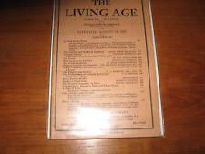 1922 Living Age Mordaunt, De Ayala, Mossop, Dublin Revolution, ETC