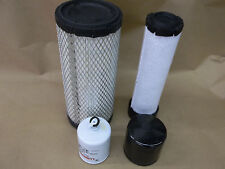 Bobcat Excavator Filter Kit fits 331 334  Air , Oil Fuel