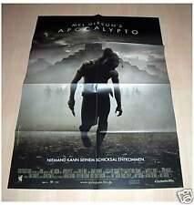 Filmposter A1 Neu Filmplakat Apocalypto - Mel Gibson