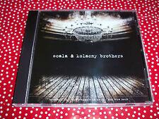 Scala & Kolacny Brothers CD 2011  Advance Copy