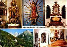 Österreich Kirchen Motiv-Postkarte Kirche Wallfahrtskirche Kaltenbrunn in Tirol