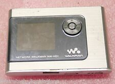 For Parts - Sony Nw-Hd1 20Gb (Silver) Network Walkman