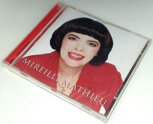 cd album MIREILLE MATHIEU