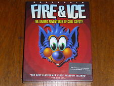 Fire & Ice - NEW / Sealed - Acorn Archimedes / A3000 / Risc PC etc / Risc OS