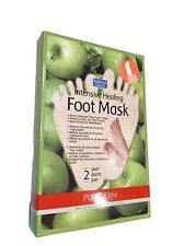 Purederm Intensive Healing Foot Mask (2 Pair) - for the regular foot size
