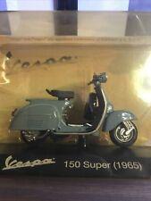 Vespa 150 Super (1965) 1:18 Bleu Collection Fassi Toys