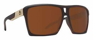 Dragon The Verse Matte Woodgrain w/ Bronze Polarised Sunglasses