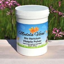 100g Bio Hericium Vitalpilz Pulver von Medela-Vital