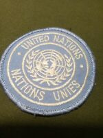 United Nations UN Abzeichen Patch original