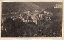 Schloss Berg Schlossberg Allemagne Vintage albumine ca 1875