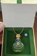 VINTAGE COTY MASUMI PERFUME PENDANT Perfume bottle for COLLECTORS