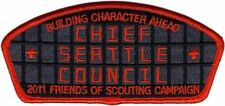 Chief Seattle Council - 2011 Friends of Scouting FOS CSP