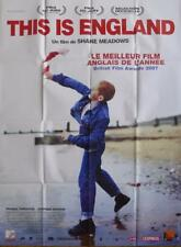 THIS IS ENGLAND - SKINHEAD / RACIST - ORIGINAL LARGE FRENCH MOVIE POSTER
