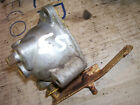 VINTAGE OLIVER  55 GAS TRACTOR - ENGINE GOVERNOR COVER & ARM ASSY