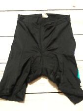 Bellwether Mens Nylon Compression Bike Shorts Athletic Sz M Cycling USA Lot 67~~
