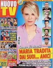 Nuovo Tv 2017 20.Maria De Filippi,Elisa Isoardi,Cecilia Rodriguez-F.Monte