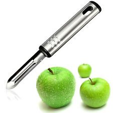 Stainless Steel Fruit Apple Vegetable Potato Peeler Slicer Scraper Blade Tools