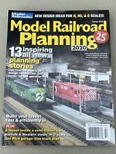 Model Railroader Planning 2020 Magazine New 🤩🤩🤩🤩🤩
