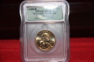 2000 Millennium ICG Coin Set