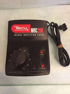 Tech 4 MRC 200 Train Controller