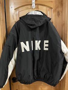 vintage 90s NIKE puffer jacket size XL