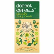 Dorset Cereals Simply Fruity 820g (Pack of 2)