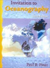 Invitation to Oceanography,Paul Pinet