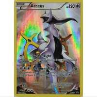 Arceus XY83 Full Art Holo Promo Pokemon Englisch NM/Mint