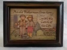 Framed Picture for Fisherman