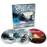 """SABATON """"WORLD WAR LIVE BATTLE OF THE..."""" 2 CD+DVD NEU"""