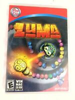 Zuma 10 Years Bejeweled Computer Game Win Mac CD-Rom Pop Cap Games 014