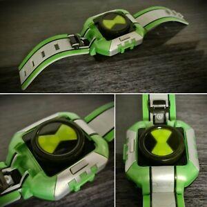 Ben 10 Omniverse Omnitrix Watch Touch Sound Bandai Cartoon Network 2011 Toy Kids