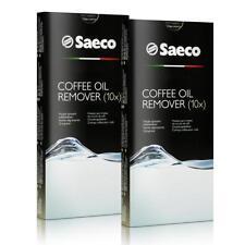2x Saeco Kaffeefettlöser Tabletten - für Kaffeevollautomaten - CA6704/99 - 10 Ta
