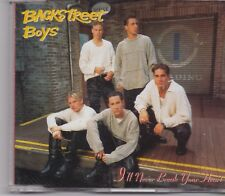 Backstreet Boys-Ill Never Break Your Heart cd maxi single