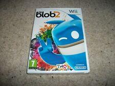 De Blob 2 (Nintendo Wii, 2008) - PAL/UK - NEW & SEALED
